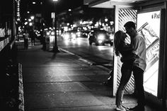 Twin Cities Engagement Photos // Justin and Mallory // Stylish in the woods and in the city | David Grube Photography