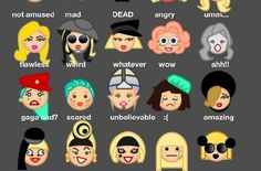50+ Impressive Collection Of Facebook Emoticons | PicsHunger
