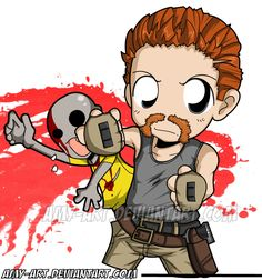 Abraham Ford - The Walking Dead by amy-art on DeviantArt