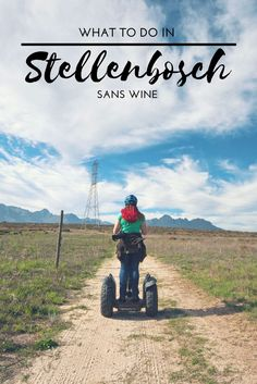 There are things to do in Stellenbosch beyond wine? Look no further foodies, outdoor enthusiasts, families and adventure seekers… World Travel Guide, Travel Guides, Travel Tips, Travel Destinations, Travel Couple, Family Travel, Cape Town Tourism, Travel Nursery, World Quotes