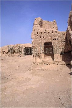 https://flic.kr/p/7Zn3LJ | 30037490 | China, xinjiang province, turfan, jiaohe city, destroyed by mongols in 13th century