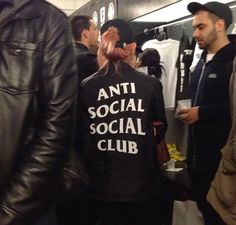 #AntiSocialSocialClub it gets like that sometimes