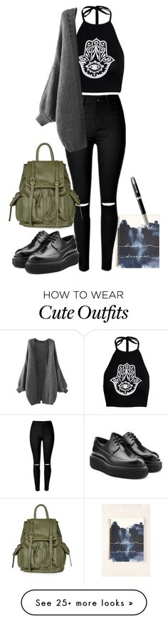 """cute outfit"" by gracerose03 on Polyvore featuring Pierre Hardy, Topshop, Parker, women's clothing, women, female, woman, misses and juniors"