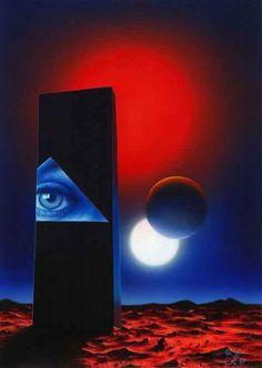 "e-nigmatical: ""Jacek Kopalski "" Vaporwave, Spirited Art, Futuristic Art, Cyberpunk Art, Airbrush Art, Aesthetic Design, Thing 1, Psychedelic Art, Collage Art"