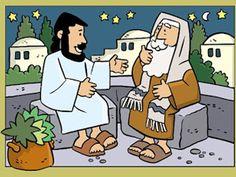 Neste modelo de aula bíblica infantil sobre Nicodemos, podemos ensinar às crianças sobre as figuras de linguagem, antes de iniciar as aulas sobre parábolas