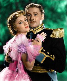 The Charge of The Light Brigade (1936) Olivia DeHavilland and Errol Flynn