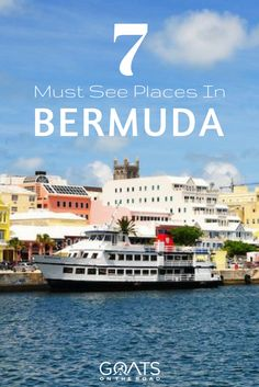 Bermuda is often overlooked by travellers heading to other Caribbean islands, but Bermuda has something for everyone! Don't miss these top places in Bermuda
