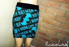 fuck yeah batman skirt. $25