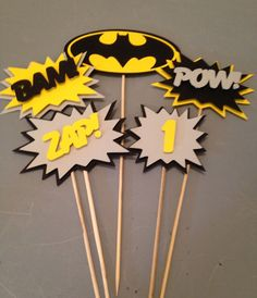Popular items for batman birthday on Etsy