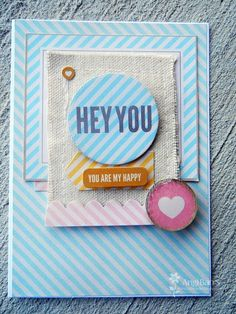 Card made with the #epiphanycrafts Shape Studio Tool Round 25 available at #MichaelsStores www.epiphanycrafts.com #card