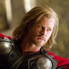 Thor: the Dark World <---- except that picture is from Thor...his hair is short. Lol