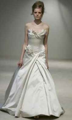 Oleg Cassini CWG533 Buy This Dress For A Fraction Of The Salon Price On PreOwnedWeddingDresses