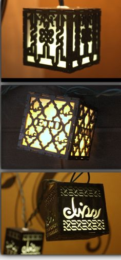 Ramadan, Eid and Allah lights from Eidway. Love this company for all Eid and Ramadan decorations. www.eidway.com