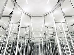 Yves Saint Laurent - Stores Worldwide