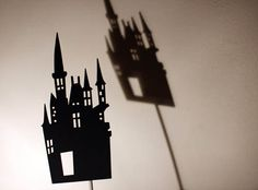 shadow puppets for kids to play with on a rainy day Shadow Theatre, Puppets For Kids, Paper Mobile, Shadow Puppets, Hand Puppets, Event Themes, Landscaping With Rocks, Creative Play, Kids Corner