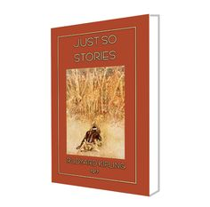 I'm selling Just So Stories - 14 illustrated stories from Rudyard Kipling - £1.00 #onselz