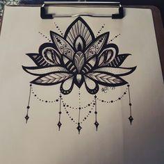 Flor de loto mjc'17