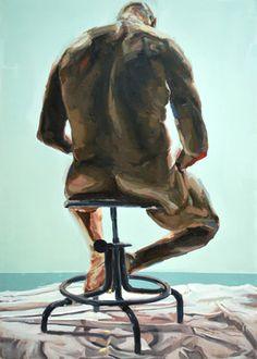 "Saatchi Online Artist Patrick Earl  Hammie; Painting, ""Paideia"" #art"