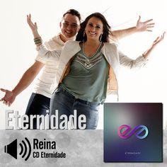 """Ouça a canção """"Reina"""" do CD Eternidade do Ministério Eternidade: http://bit.ly/1xetlKJ"""