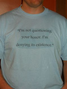 Game Of Thrones Inspired Tyrion Lannister Quote T-Shirt. Customize To Size And Color.. $14.00, via Etsy.