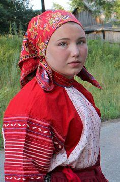 #russiantraditional #russian #russiancostume Russian traditional folk costume русский традиционный народный костюм