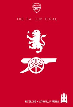 Arsenal will face the Lions on Saturday, May 30, 2015 (17.30) at Wembley Stadium for the FA Cup Final.