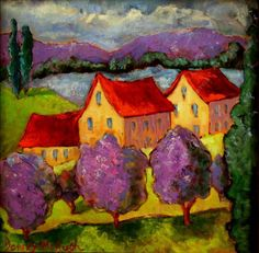 Our shared mystery a new painting by Dorsey McHugh