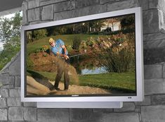 Outdoor Tv Enclosure. That's Right For Your Home!