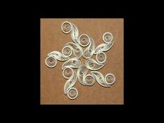 Kativilage's YouTube Video Channel. Awesome for quilling beginners. Step-by-step tutorials, very well explained.  This is just one video - click on the link for the full playlist with all her tutorials: http://www.youtube.com/playlist?list=PLF6D9A114FB75E433 ! #DIY #craft
