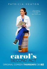 Carols Second Act Series Poster 2 Patricia Heaton, Kyle Maclachlan, Becoming A Doctor, First Day Of Work, All Tv, Series Premiere, Today Episode, Tv Episodes, How To Be Outgoing