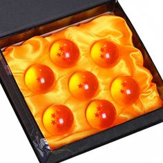 Everything on SALE & Free Worldwide Shipping! Shenron 7pc Crystal Dragonballs from DBZ Price: $ 43.00 & FREE Shipping #nerd