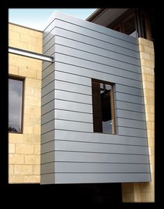 Metal Cladding Systems - Home Page
