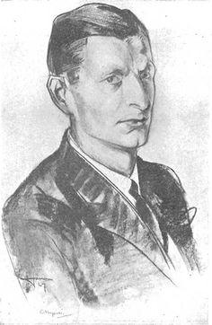 Henri Jonas, portret C Nypels