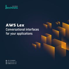 #Amazon #Lex is a #service for building conversational interfaces into any #application using voice and text. Amazon Lex provides the advanced deep #learning functionalities of automatic speech recognition (ASR) for converting speech to text, and #natural language understanding (NLU) to recognize the intent of the text, to enable you to build applications with highly engaging user experiences #conversational interactions. Deep Learning, Learning Process, Workspace One, Artificial Intelligence News, Net Framework, Speech Recognition, Natural Language, Interactive Learning