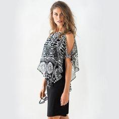 Šaty s efektom 2 v 1: vVyberte si zo širokej ponuky oblečenia na blancheporte.sk. Šaty s efektom 2 v 1 máme skladem.