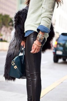 Winter Chic: 40 Stellar Street Style Outfits
