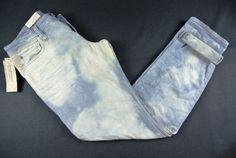 Denim & Supply Ralph Lauren Women's Bleached Out Skinny Jeans #DENIMSUPPLYRALPHLAUREN #SlimSkinny