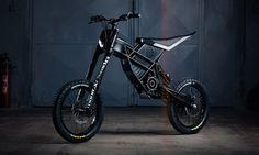 Motocross électrique Freerider de Kuberg parfaite pour ados et adultes
