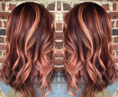 46 Beautiful Rose Gold Hair Color Ideas