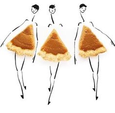 Dressed for the occasion. Top Fashion Schools, School Fashion, Flower Fashion, Fashion Art, Fashion Design, Fashion Merchandising, Food Garnishes, Happy Thanksgiving, Creative Crafts