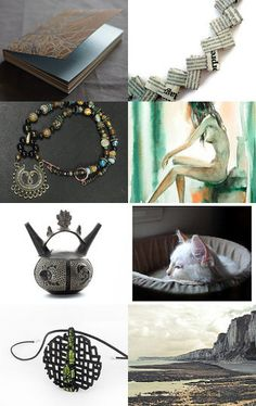 GIFTS by Nuria on Etsy--Pinned with TreasuryPin.com