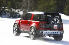 Land Rover Defender DC100 prototype driven Review   Autocar