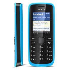 Nokia lança celular com internet e apps de redes sociais por US$ 42