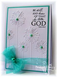 Love this embossing folder