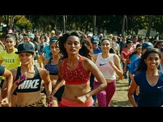 Nike Da Da Ding by Wieden + Kennedy Delhi Nike urges India's next generation of women to break conventions and define their own success by bringing sport into their lives.