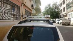 Dacia Duster home made roof rack