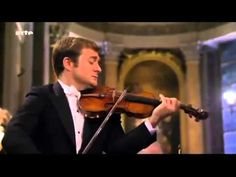 Renaud Capuçon French violinist Gewandhaus Orchestra Leipzig Kurt Masur : German Orchestra Conductor                                                                          The Romance for Violin and Orchestra No. 1 in G major, Op. 40 is a composition for violin and orchestra by Ludwig van Beethoven, 1803