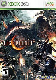 Lost Planet 2 (Microsoft Xbox 360, 2010) - COMPLETE