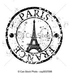 パリ - csp5037098