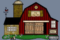 DOWN ON THE FARM - THEME UNIT - Lessons, printables, and much more!